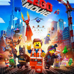 The Lego Movie poster for my Lego Movie review
