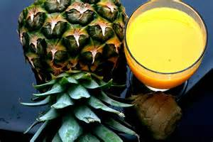 Warm Pineapple Ginger Punch