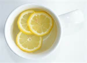 Warm Water with Lemon
